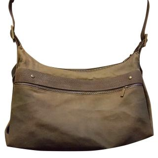 Mulberry Canvas/Leather Traveller