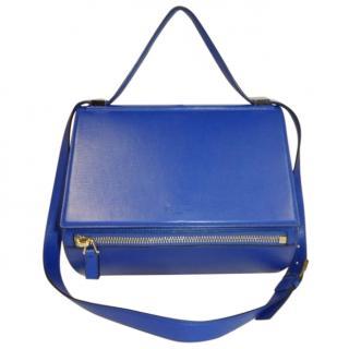 GIVENCHY BOX PANDORA COBALT BLUE MEDIUM