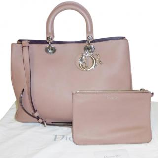 CHRISTIAN DIOR DIORISSIMO PINK TOTE LARGE