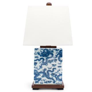 Ralph Lauren Dragon Lamp