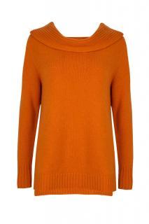 Belinda Robertson Cashmere Ribbed Neck Sweater