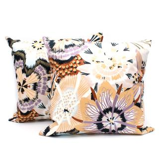 Missoni Home Printed Cushion