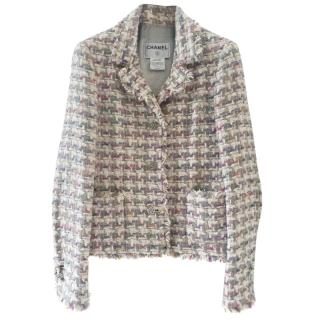 Chanel cotton/Wool jacket