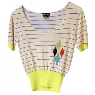 Sonia Rykiel Multi Colour Sweater