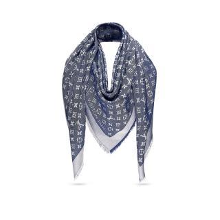Louis Vuitton Monogram Shawl