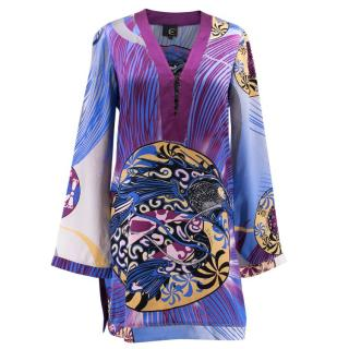 Just Cavalli Silk Tunic