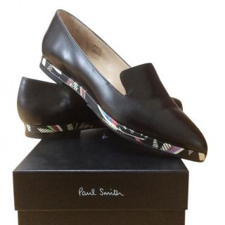 Paul Smith Vern Black Shoes