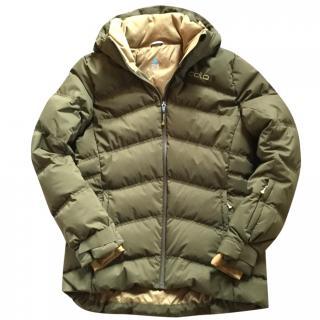Odlo Cocoon Khaki Ski Jacket