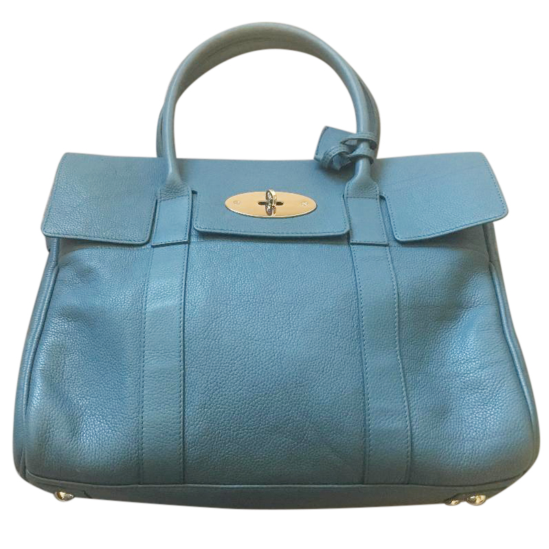 fb8aa9cf4125 Mulberry Steel Blue Bayswater