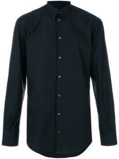 Dolce and Gabbana Mens Navy Blue shirt