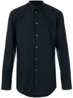 Dolce and Gabbana Mens Navy Blue shirt