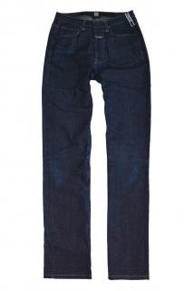 Marithe Francois Girbaud Blue Denim Cotton Jeans