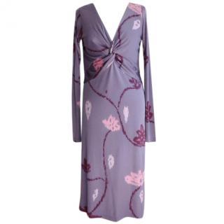 Allegra Hicks silk jersey dress