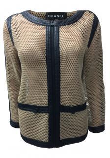 CHANEL Zip Jacket