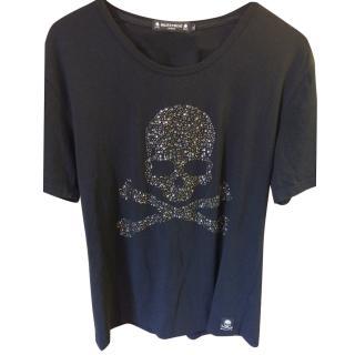 Mastermind Japan Studded Skull T-Shirt