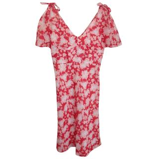 Paul & Joe Floral Cotton Dress