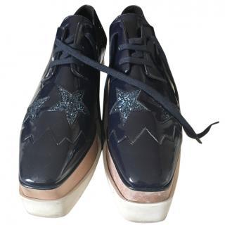 Stella McCartney flatform Derby Shoes
