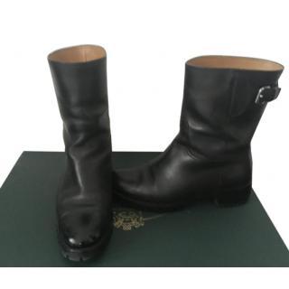 Church's Lexie Black Prestige Calf Ankle Boots