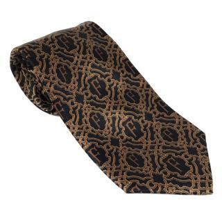 Gianfranco Ferre silk tie