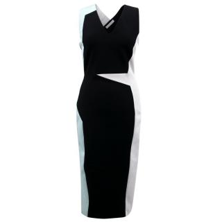 Kimora Lee Simmons Midi Bodycon Dress