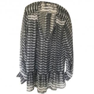 L'agence Silk Shirt