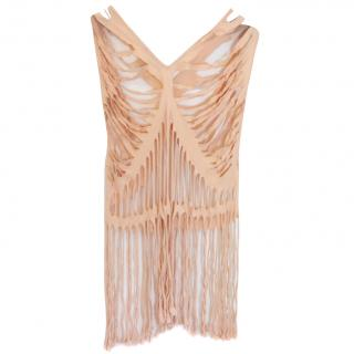 See by Chloe cut out tunic