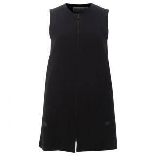 Paul & Joe Collection Wool Sleeveless Jacket