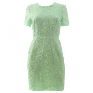 Jonathan Saunders 'Helen' Textured Crepe Dress