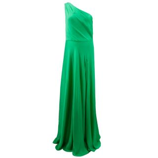 Ralph Lauren Green Black Label Gown