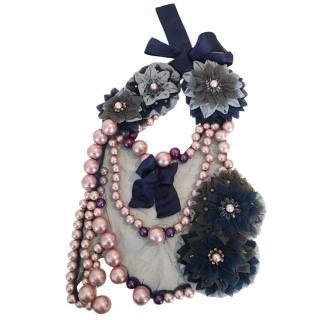 Emporio Armani decorative collar