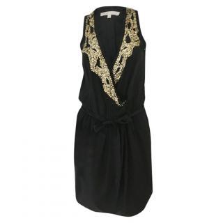 Maje Silk Dress