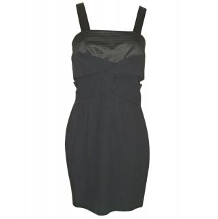 SEE by CHLOE little black dress