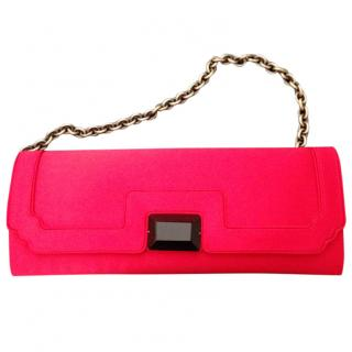 Shanghai Tang Silk clutch bag