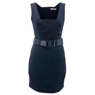 Richad Nicoll Navy Mini Dress
