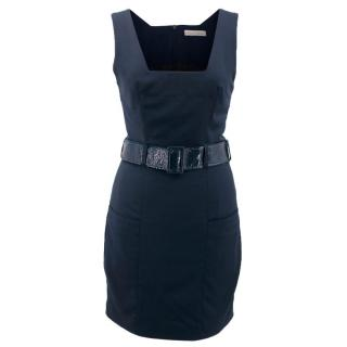 Richad Nicoll Navy Mini Dress