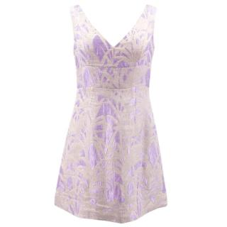 Kate Spade Jacquard Mini Dress