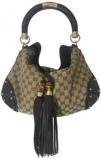 Gucci Indy Canvas Bag