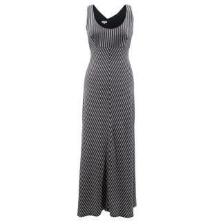 Joseph Silk Stripe Dress