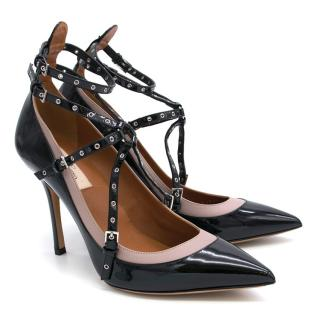 Valentino Love Latch Heels