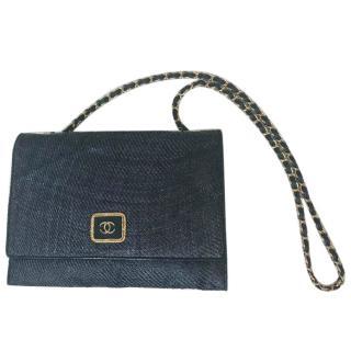Chanel Vintage Denim Bag
