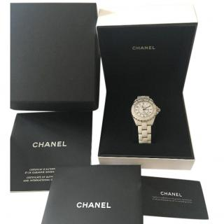 Chanel J12 Automatic watch H0907