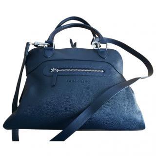 Longchamp marine handbag
