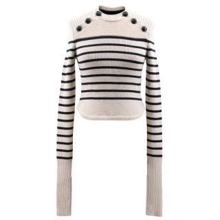 Isabel Marant Breton Striped Jumper