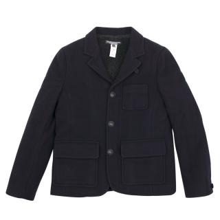 Bonpoint Boys Navy Coat