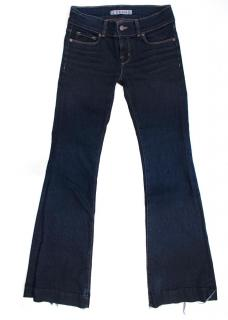 J Brand Dark Wash Flared Jeans