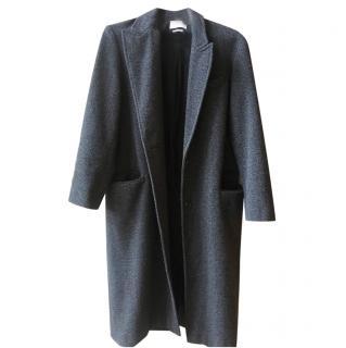 Isabel Marant Etoile Charcoal Coat