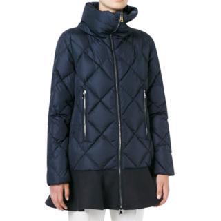Moncler Vouglans Black Coat/Jacket