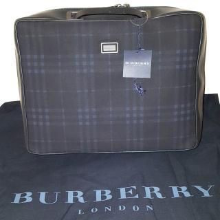Burberry Fabric Briefcase