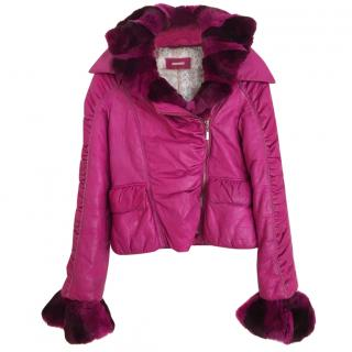 Pinto Winter jacket kangaroo leather