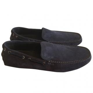 Brioni Henry Driving/Boat Shoes